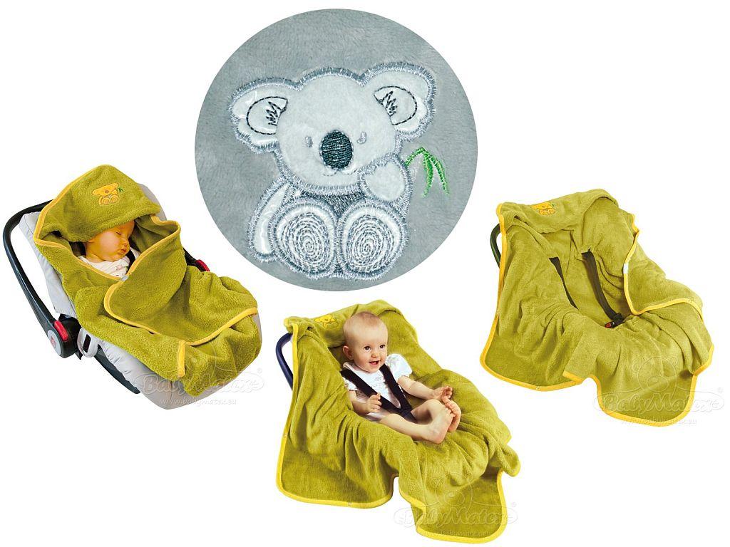 micoland baby einschlagdecke decke f r babyschale. Black Bedroom Furniture Sets. Home Design Ideas